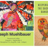 Joseph Muehlbauer: Keepers of the Sacred Dance Artist