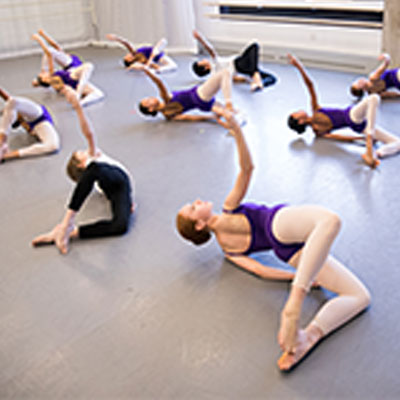 Ballet Hispanico Master Class