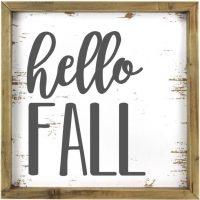 Hello Fall Make & Take