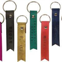 Leather Keychain Make and Take