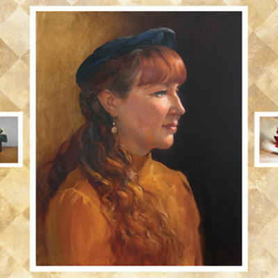 A Passion for Portraits: The Art of Suzann Beck
