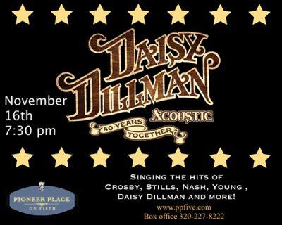 DAISY DILLMAN Acoustic