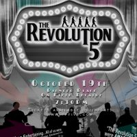 Revolution 5 - Songs Live from the Ed Sullivan Show