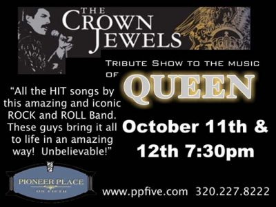 Queen Tribute: The Crown Jewels