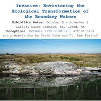 Invasive: Envisioning the Ecological Transformation of the Boundary Waters