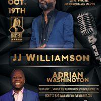 1Mic Ent Presents JJ Williamson/Adrian Washington