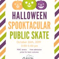 SCFSC Halloween Public Skate