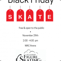 Black Friday Public Skate