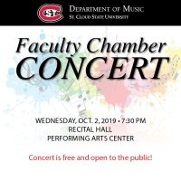 Faculty Chamber Concert