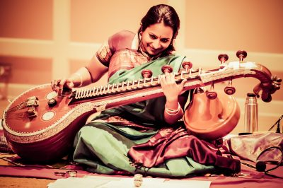 Guest Artist: Nirmala Rajasekar