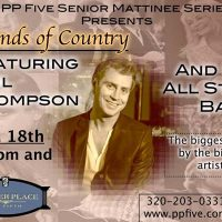 Legends of Country Featuring Phil Thompson