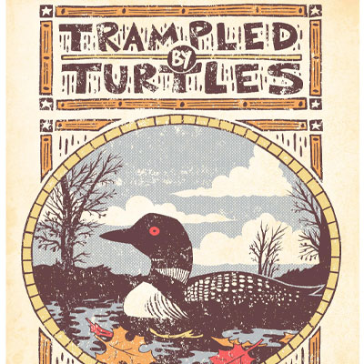 Trampled by Turtles with Frankie Lee