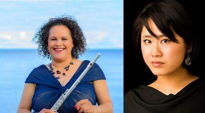Guest Artists: Paula Gudmundson, Flute & Asami Hagiwara, Piano