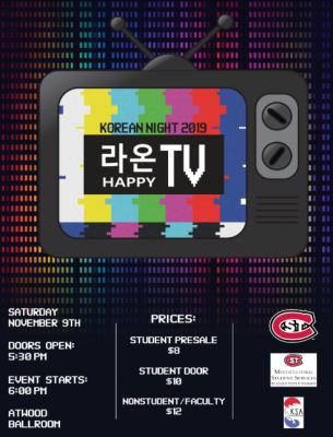 Korean culture Night- 라온 Happy TV