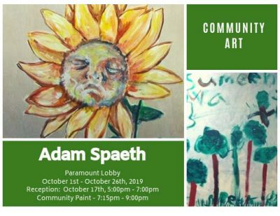 Adam Spaeth: Community Art Exhibition