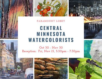 Central Minnesota Watercolorists