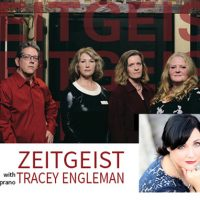 Guest Artists: Zeitgeist New Music Ensemble with Tracey Engleman, Soprano