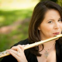 Guest Artist: Nicole Chamberlain, Composer and Flutist