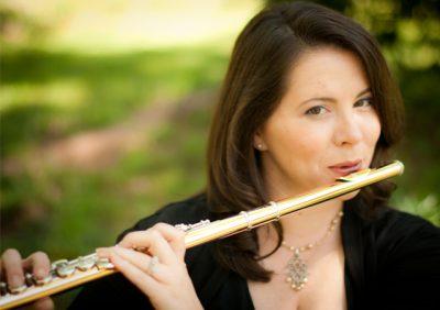 Guest Artist: Nicole Chamberlain, Composer and Flu...