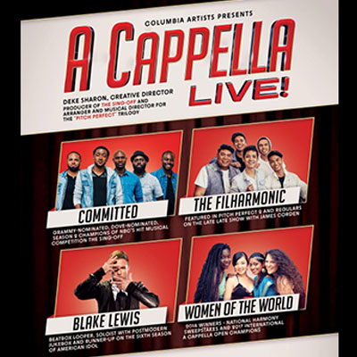 A Cappella Live!