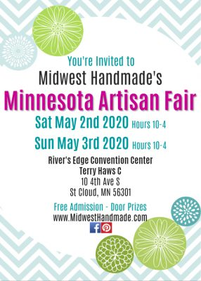 MN Artisan Fair 2nd Annual by Midwest Handmade