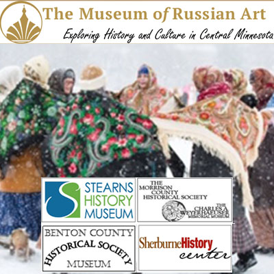 The Nitka Folk Performance Group presents Russian ...