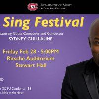 Big Sing Honor Choir Festival Concert