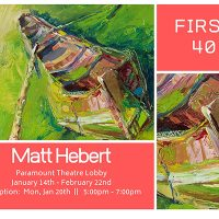Matt Hebert - First 40