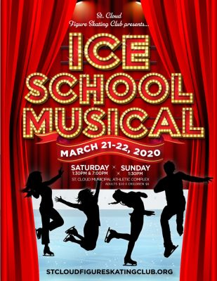 St. Cloud Figure Skating Club Ice School Musical