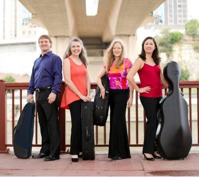 Artaria String Quartet - POSTPONED due to COVID-19, date TBD