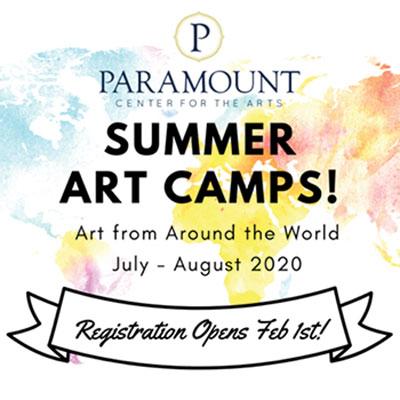 Paramount Summer Art Camps