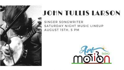 John Tullis Larson: Saturday Night Performance