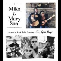 Mike and Mary Sue: Live Music on the Patio