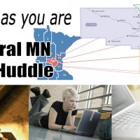 Come As You Are - Central MN Arts Huddle