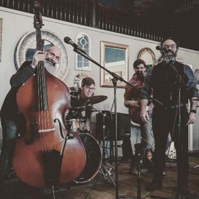 Josh Cleveland & the Cedar Street Band with Joe Meyer