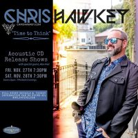 Chris Hawkey, Time to Think