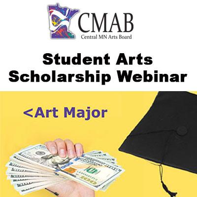 Student Arts Scholarship Webinar