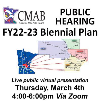 CMAB Biennial Plan Public Hearing