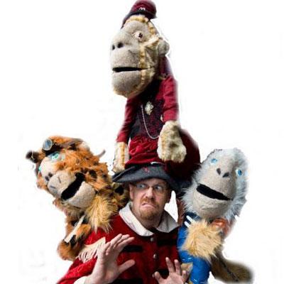 Z Puppets Rosenschnoz Virtual Field Trip