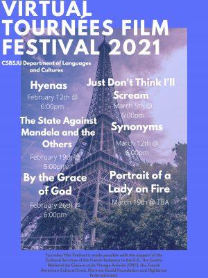 Virtual Tournées Film Festival 2021