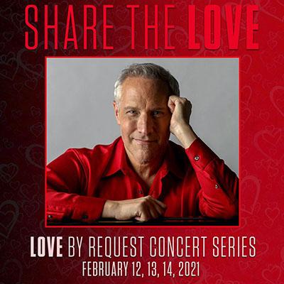 Jim Brickman: Share the Love – Live!