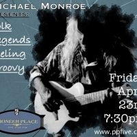Folk Legends - An Acoustic Evening with Michael Monroe