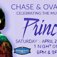 Celebrating the Music of PRINCE! *LIVE!* with Chase & Ovation