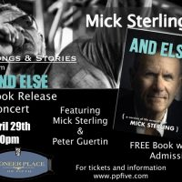 Mick Sterling - Song & Stories from AND ELSE