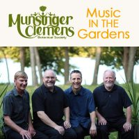 Music in the Gardens: the Half Steps