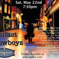 The Belfast Cowboys Present the music of Van Morrison and more!