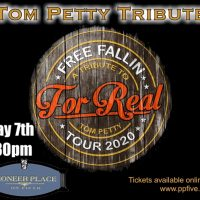 Tom Petty Tribute by Free Fallin