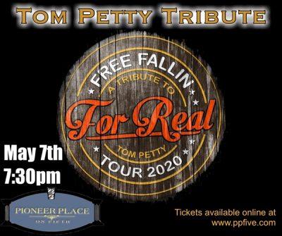 Tom Petty Tribute by Free Fallin
