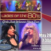 Ladies of 80's Present: Girls Just Wanna Have FUN!