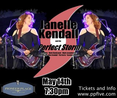 Janelle Kendall Presents: The Perfect Storm